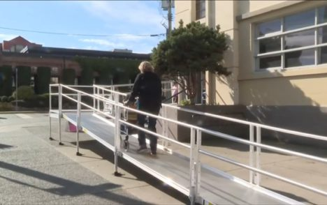 Victoria Arts Council fundraiser aims to raise money for new wheelchair ramp