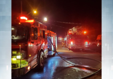House fire in Parksville sends one to hospital