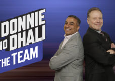 CHEK welcomes Don Taylor and Rick Dhaliwal back to the airwaves