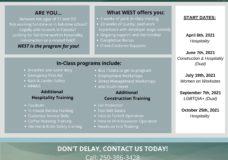 Wellness Employment Skills Training