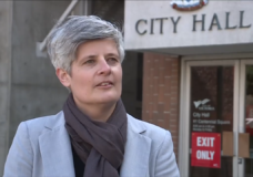 Victoria mayor says harassment shouldn't come with the job, welcomes constructive criticism