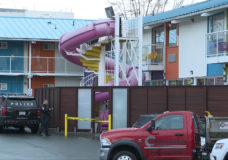 Child dies following incident at hotel pool in Victoria