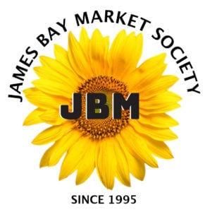 The James Bay Community Market @ the corner of Menzies and Superior