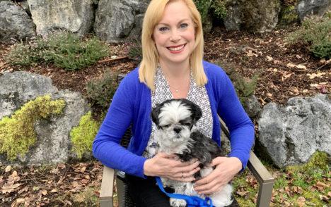 PET CHEK: Sweet little senior dog Emma needs a forever home