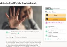 GoFundMe launched by real estate professionals to support victims of sexual assault
