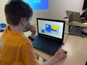 Video Game Design (Monday's from April 12- May 31) Ages 7-9 @ Quadratic Sound