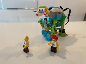 Lego Robotics (Tuesday's from April 13- June 1) Ages 6-9 @ Quadratic Sound