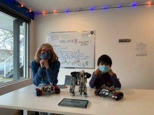 Lego Robotics (Thursday's from April 15- June 3) Ages 10-14 @ Quadratic Sound