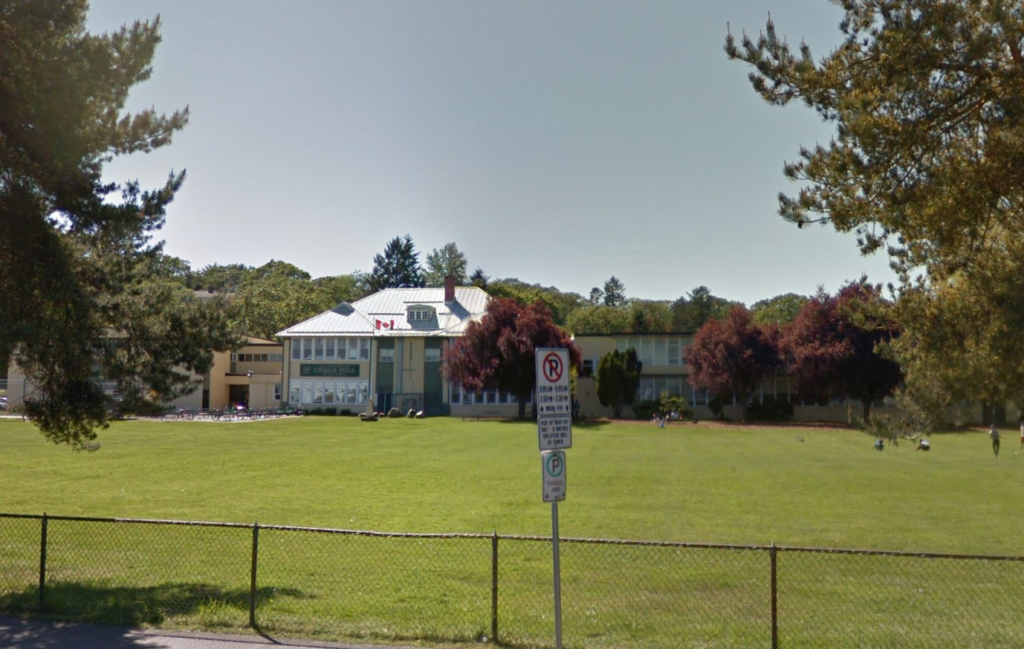 Victoria middle school added to Island Health exposure list