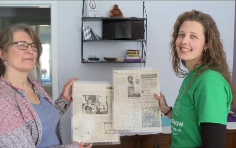 CHEK Upside: Liver transplant recipient giving back with nursing career