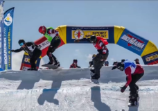 CHEK Upside: Campbell River man overcomes double leg amputation to win para snowboard gold