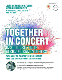 Together in Concert @ virtual