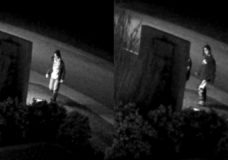 VicPD searching for two suspects after anti-Semitic graffiti discovered at Victoria's Chabad Centre
