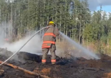 Vancouver Islanders urged to be careful as dry conditions creating early fire risks