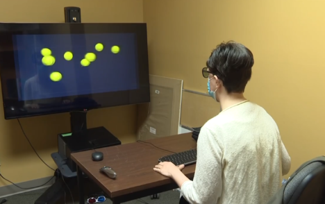 CHEK Upside: UVIC students assist brain injury survivors with video game therapy