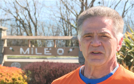 CHEK Upside: Cowichan-born man embarking on cross Canada run for charity