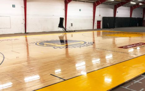 More than a court: Victoria's FIBA Olympic Qualifier to be played on historic Raptors' championship floor