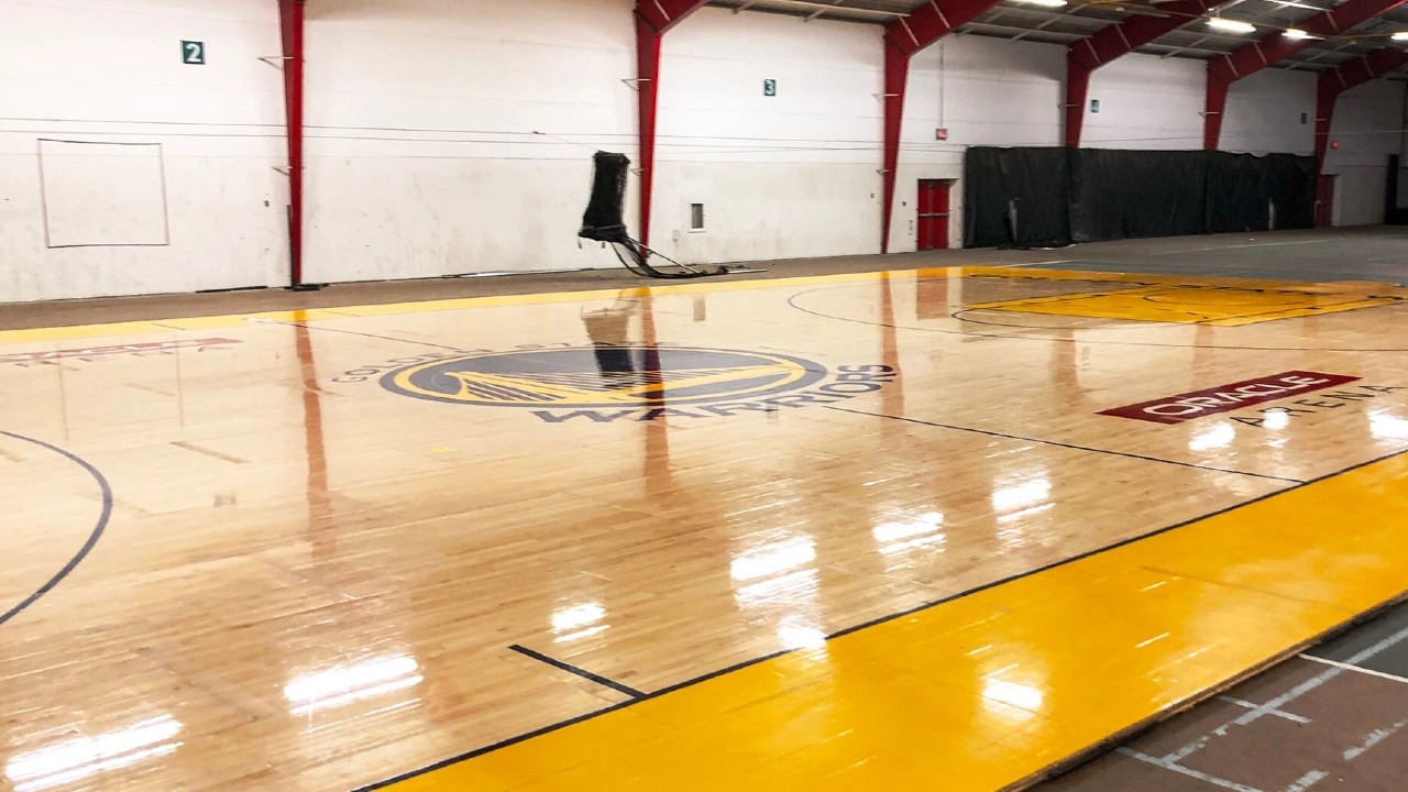 Victoria's FIBA Olympic Qualifier to be played on historic Raptors' championship floor
