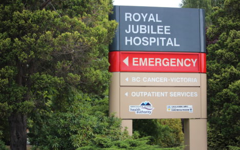 Victoria, Nanaimo hospitals experiencing 'significant' number of patients: Island Health
