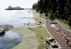 Renderings released of proposed waterfront walkway and park in Nanaimo