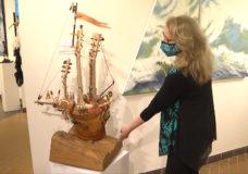 CHEK Upside: Popular art show returns to the Cowichan Community Centre