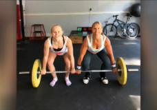 CHEK Upside: Weightlifter heading to Pan American Championships in Colombia