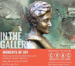 Moments of Joy @ CVAC's Portals Gallery