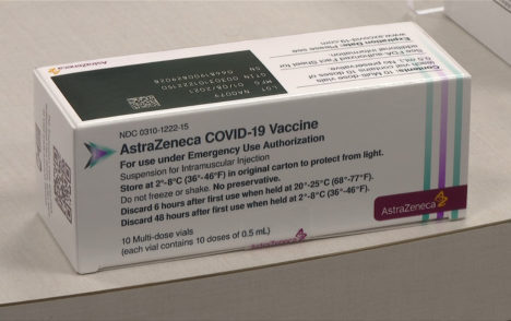 'Small' amount of AstraZeneca vaccines wasted in B.C. due to slumping demand