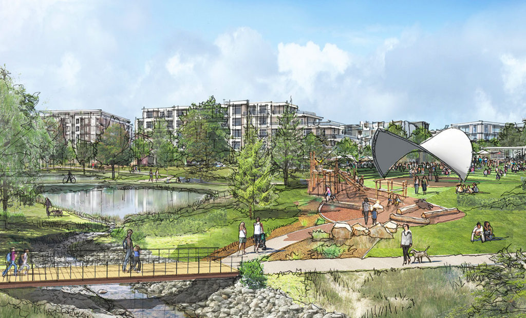 Colwood signs agreement to bring nearly 3,000 homes, seaside village to Royal Beach