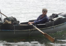 RCMP searching for missing man who left Cortes Island in a rowboat