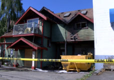 Victoria shelter to undergo a review after fire allegedly set by resident