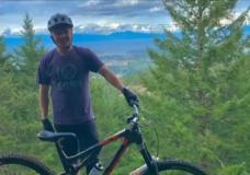 CHEK Upside: Nanaimo man raising money for Cystic Fibrosis Canada by riding 200 kilometres