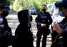 Four more arrested by RCMP at Fairy Creek Watershed, total arrests now at 198