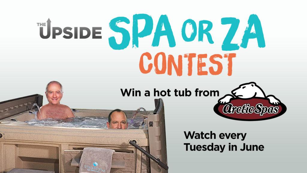 The Upside Spa or Za Contest