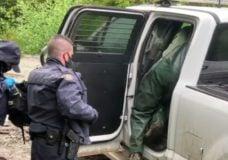 RCMP make 27 more arrests at B.C. old growth logging blockades