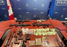 'This was a very dangerous situation': Saanich Police seize high-powered firearms from fortified home