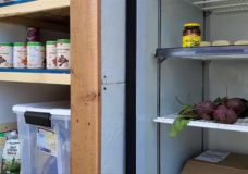 Victoria opens first community fridge for people facing barriers to accessing food