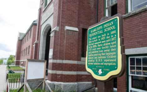 Truth and reconciliation centre says it's still waiting on residential school records