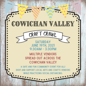 Cowichan Valley Craft Crawl