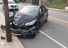 Cicada blamed for causing car crash in Cincinnati, police don't give motorist a ticket