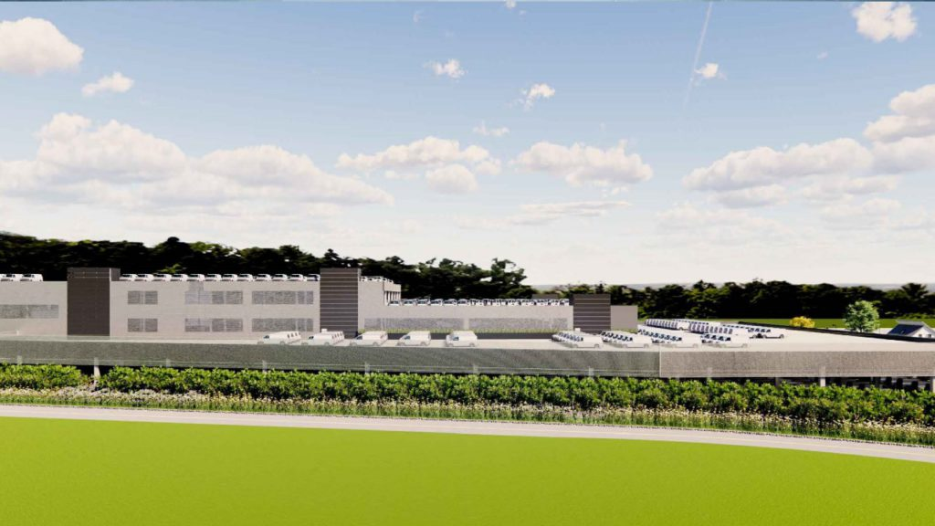 'Significant modifications' made by developer to reduce size of proposed warehouse at Victoria airport