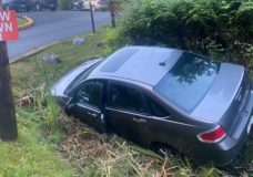 Cowichan Bay man has truck stolen while trying to help crashed car