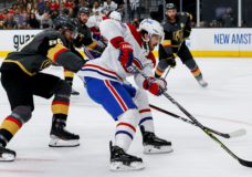 Canadiens take loss to Vegas Golden Knights in Stanley Cup semifinal opener
