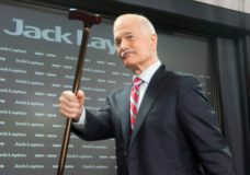 Legacy project to mark tenth anniversary of NDP leader Jack Layton's death