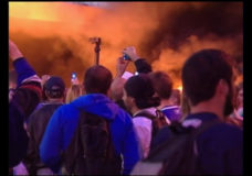 Stanley Cup riot: CHEK News crew remembers 10 years later