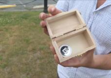 CHEK Upside: Lake Cowichan treasure hunts gaining community support