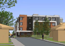 Victoria begins construction on 58 affordable homes for families, seniors