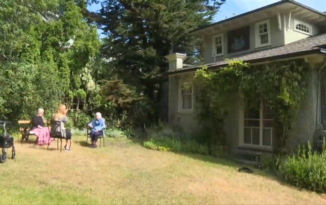 Victoria Native Friendship Centre bequeathed a spectacular property in Oak Bay
