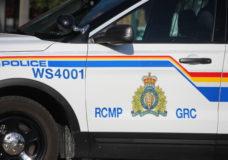 Erratic driving complaint results in arrest for stolen vehicle in Metchosin