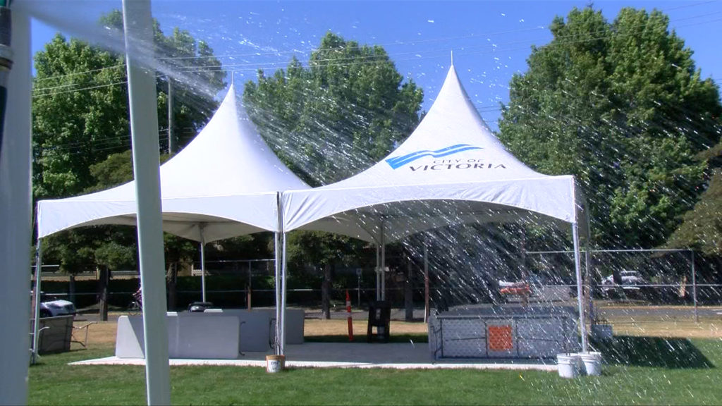 Cooling stations open across Vancouver Island amid extreme heat wave